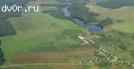Продается здание фермы 130 км от Москвы  в Калужской области.