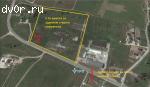 Продается разрушенное здание коровника 4 000 кв.м,  62 км от Москвы.