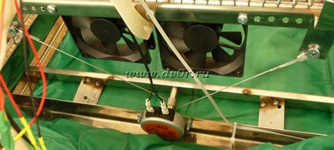 Механизм переворота для инкубатора яиц своими руками